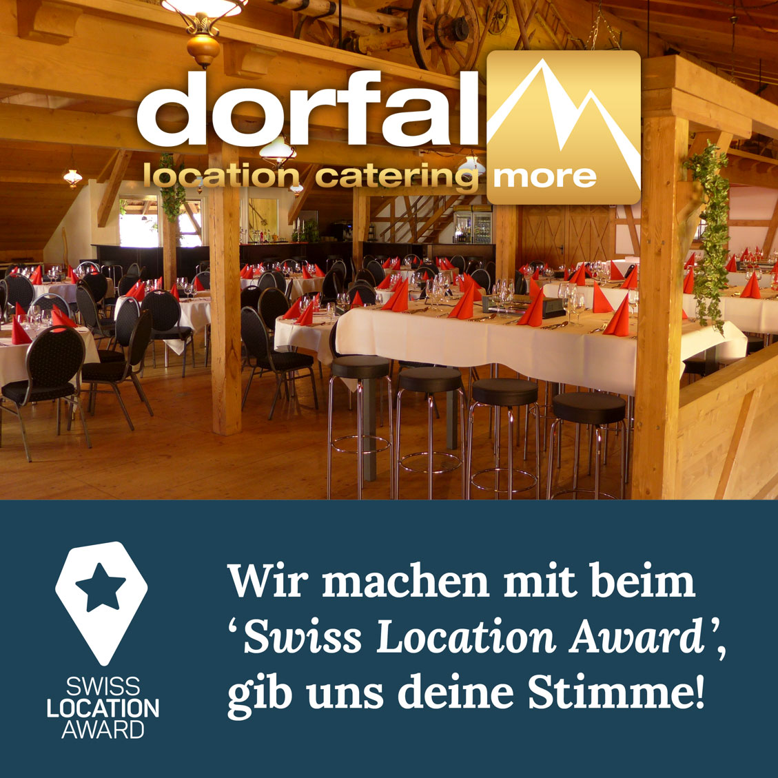Dorfalm-SwissLocationAward